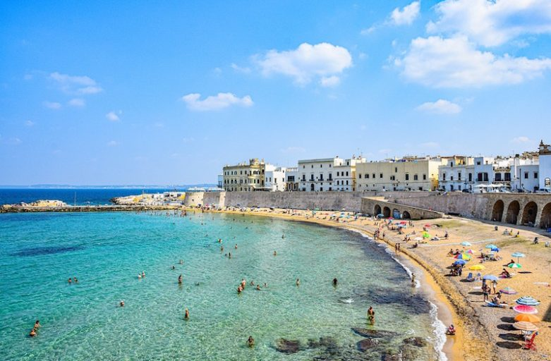 Gli italiani sognano le vacanze all'aria aperta